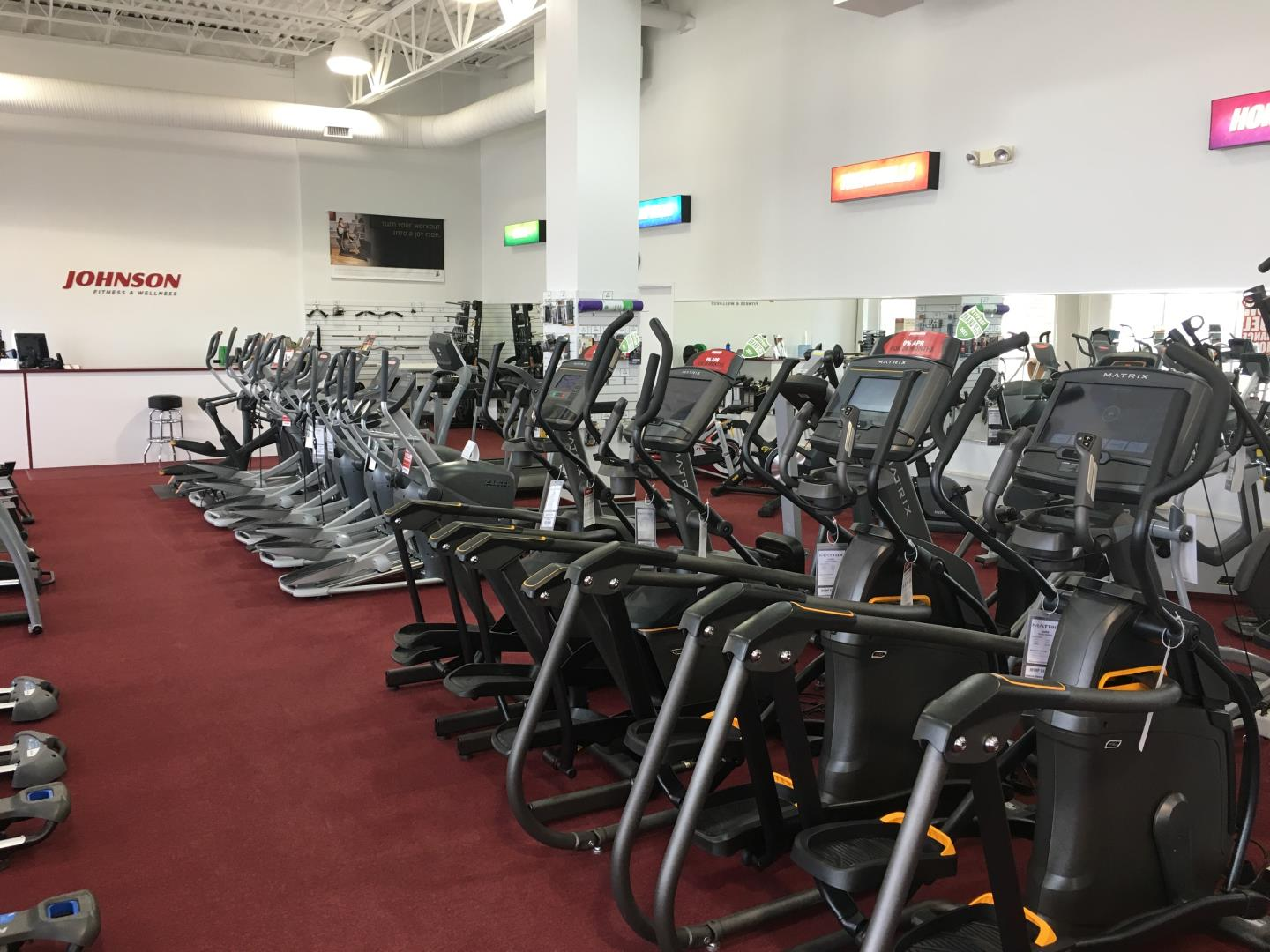 Johnson Fitness & Wellness - West Des Moines, IA