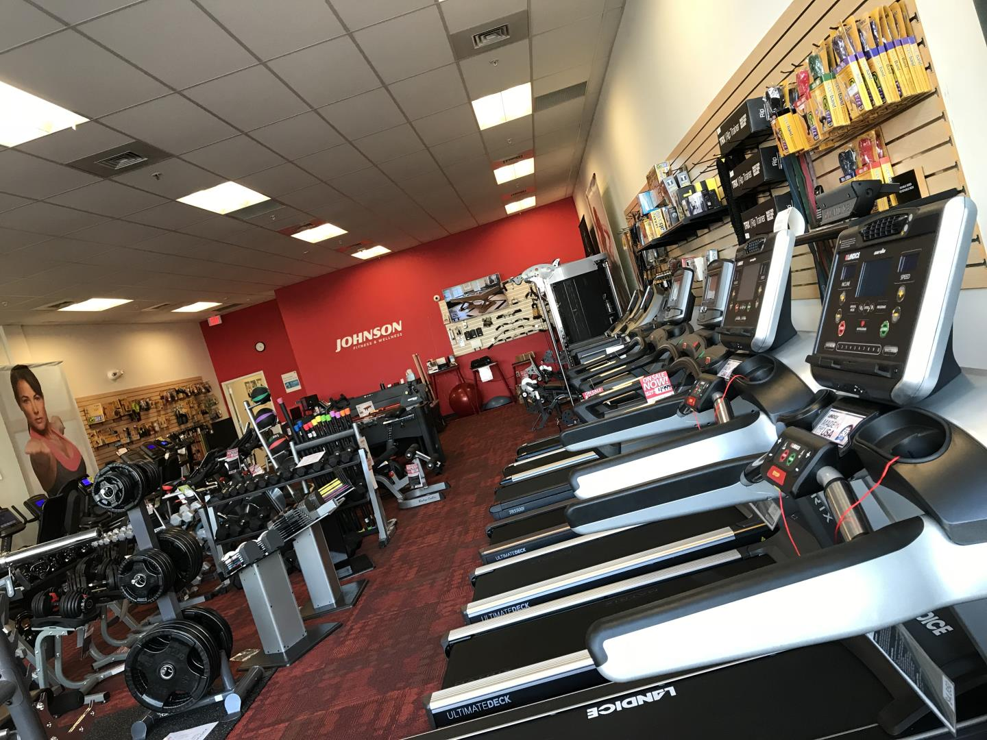 Johnson Fitness & Wellness - Woodbridge, VA