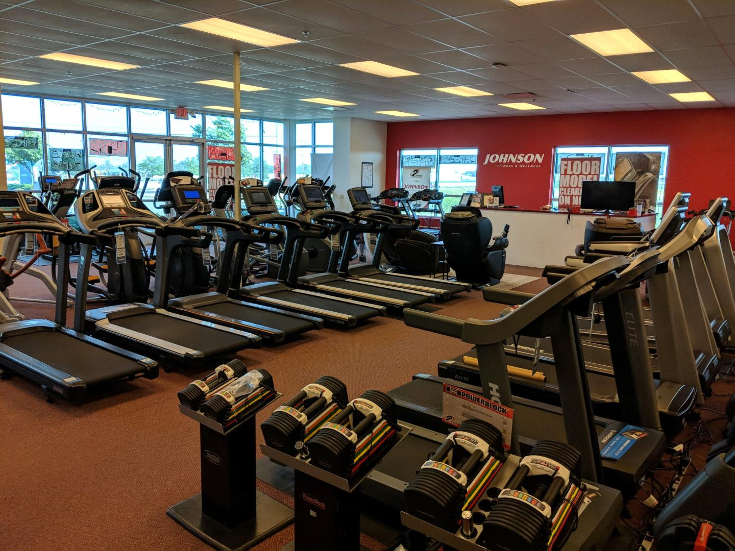 Johnson Fitness & Wellness - Racine Outlet, WI
