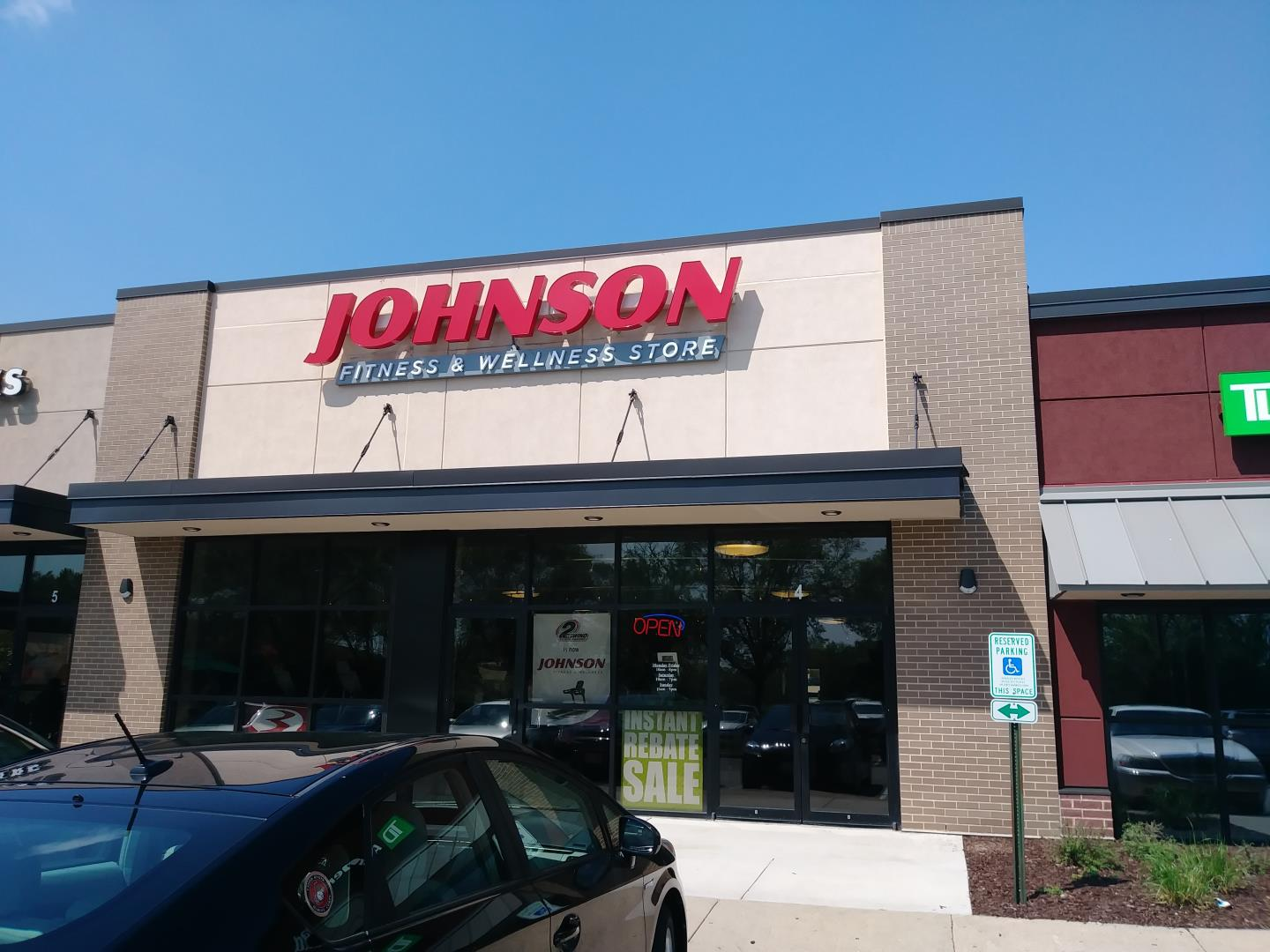 Johnson Fitness & Wellness - Madison West, WI