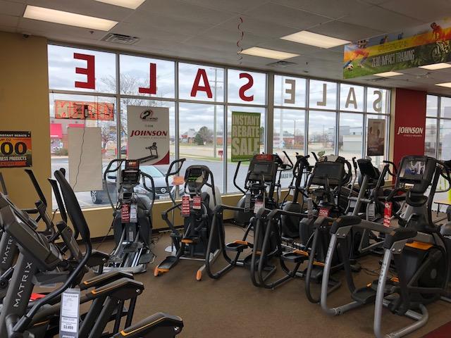 Johnson Fitness & Wellness - Aurora, IL