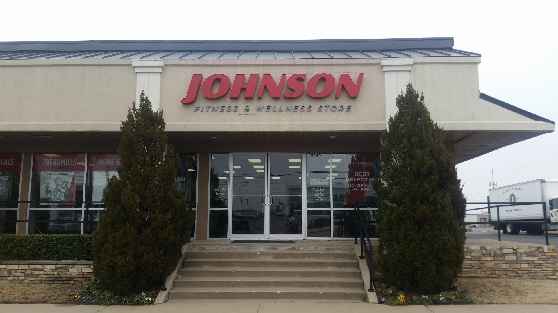 Johnson Fitness & Wellness - Tulsa, OK