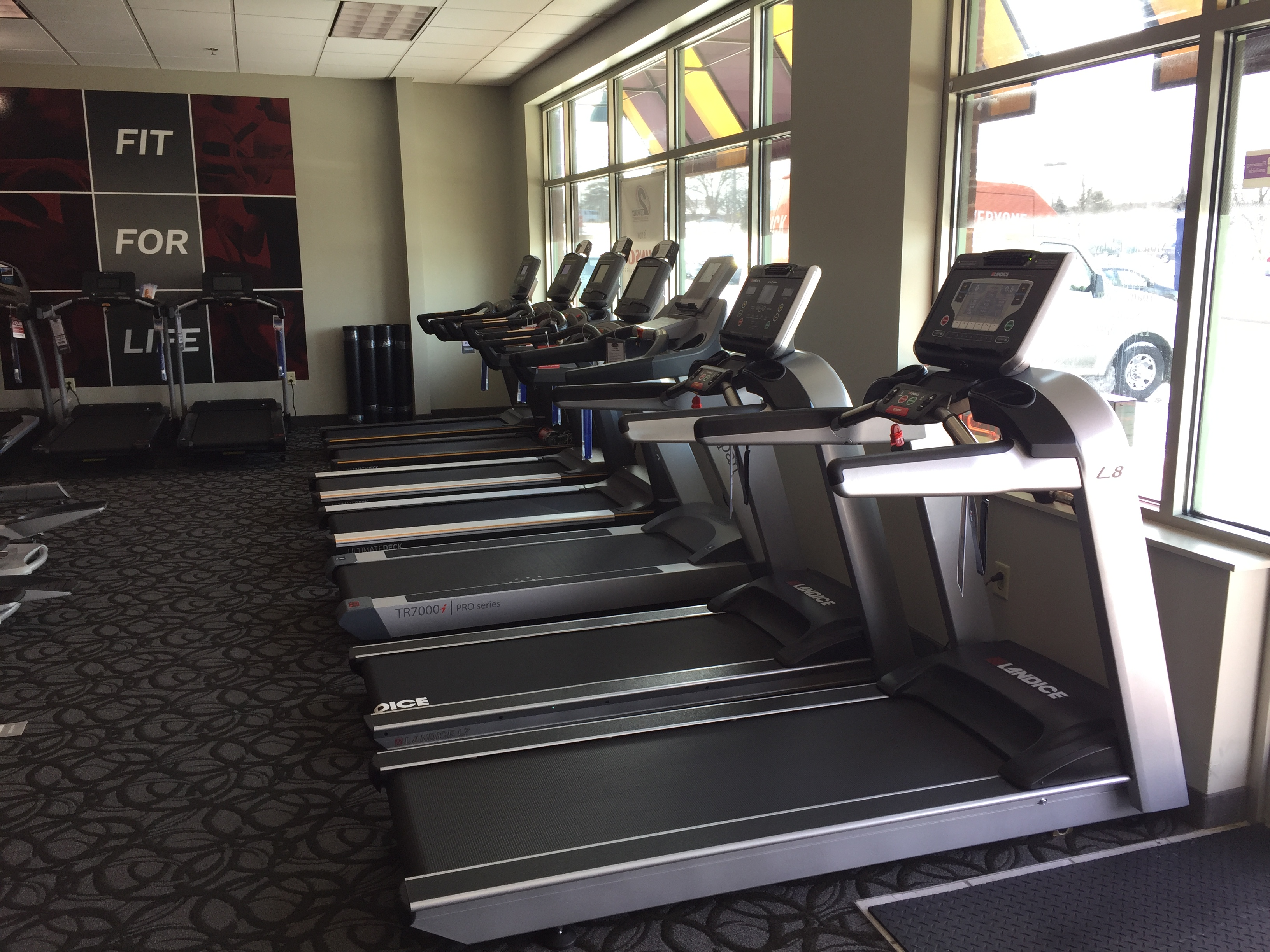 Johnson Fitness & Wellness - Des Peres, MO