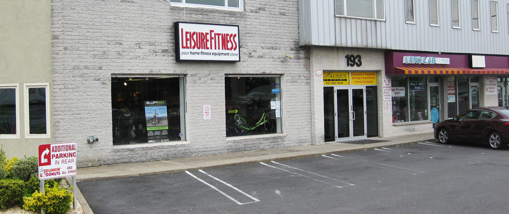 Leisure Fitness - Paramus, NJ
