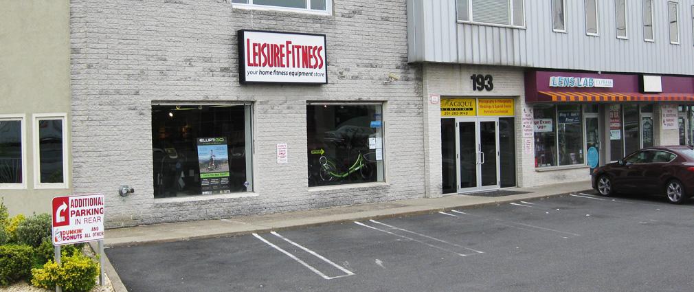 Leisure Fitness - Paramus, NJ