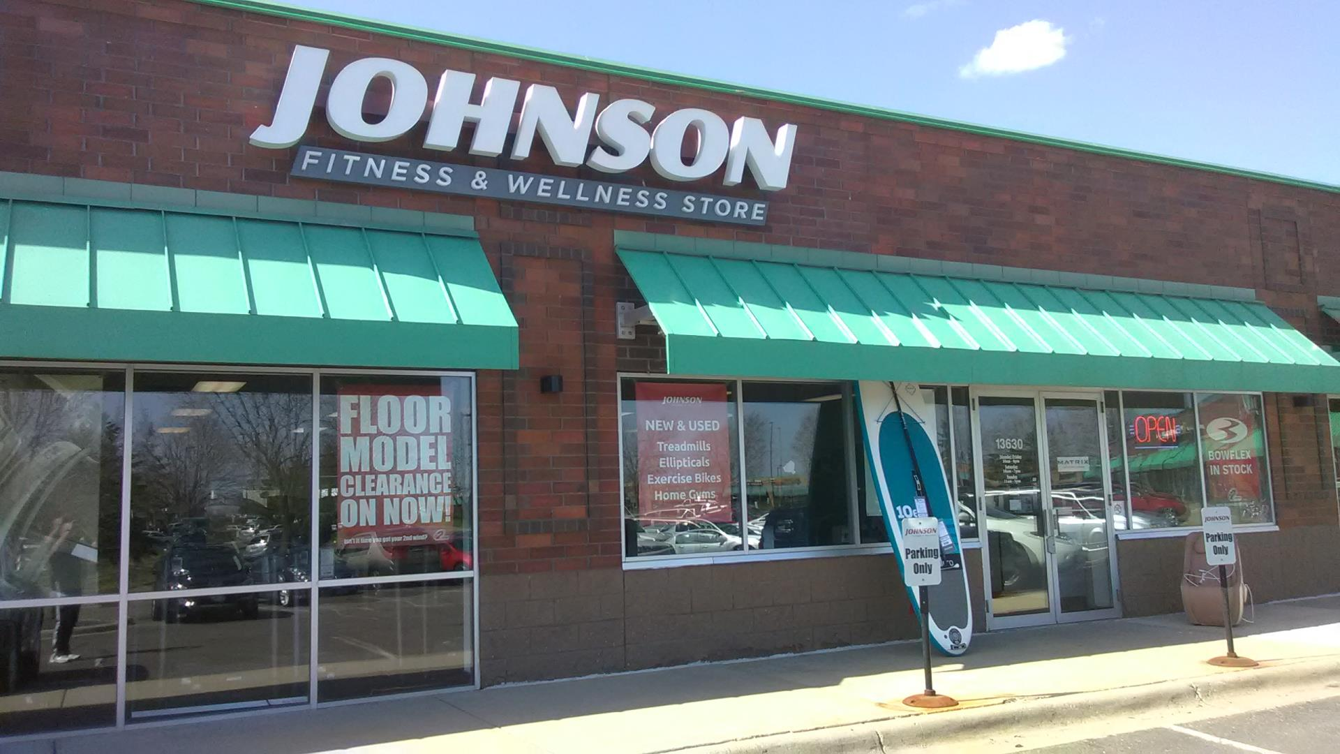 Johnson Fitness & Wellness - Maple Grove, MN