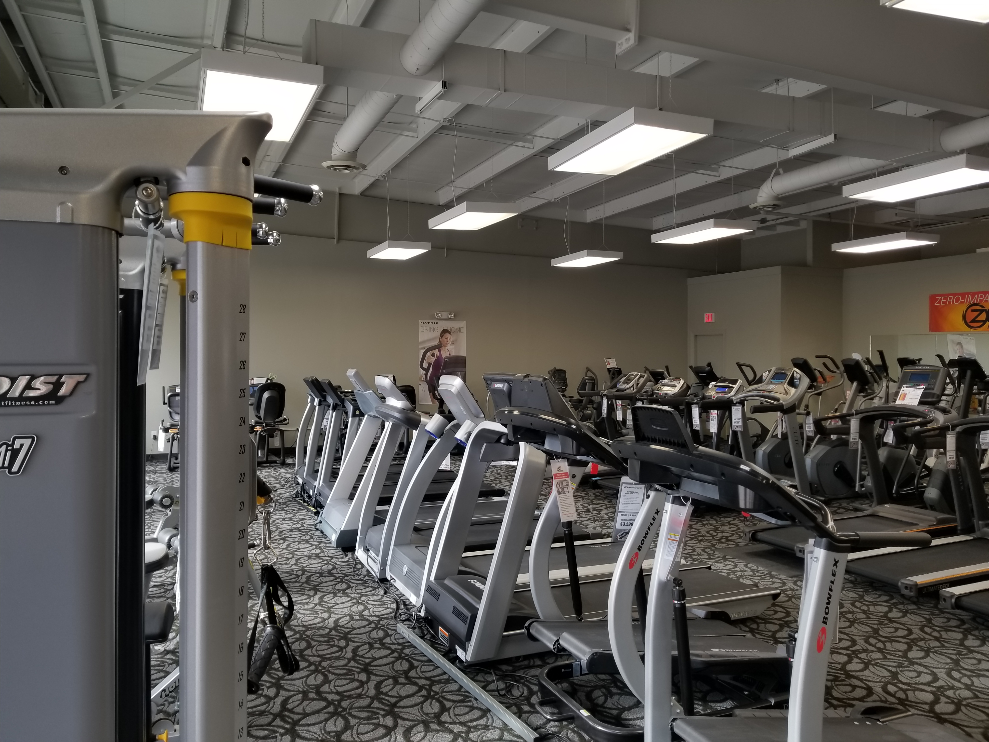 Johnson Fitness & Wellness - Coralville, IA