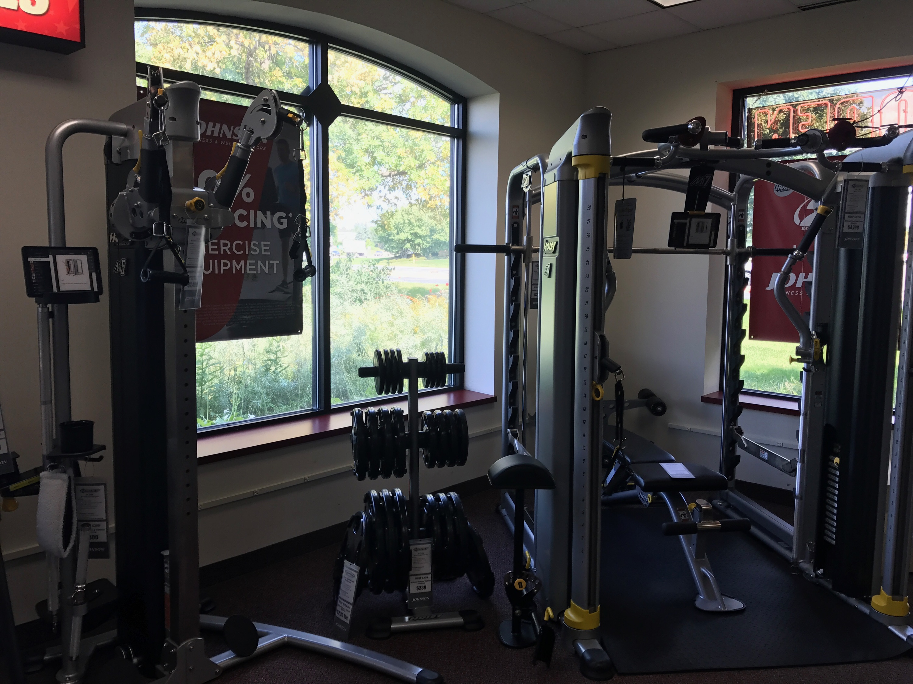 Johnson Fitness & Wellness - Chanhassen, MN