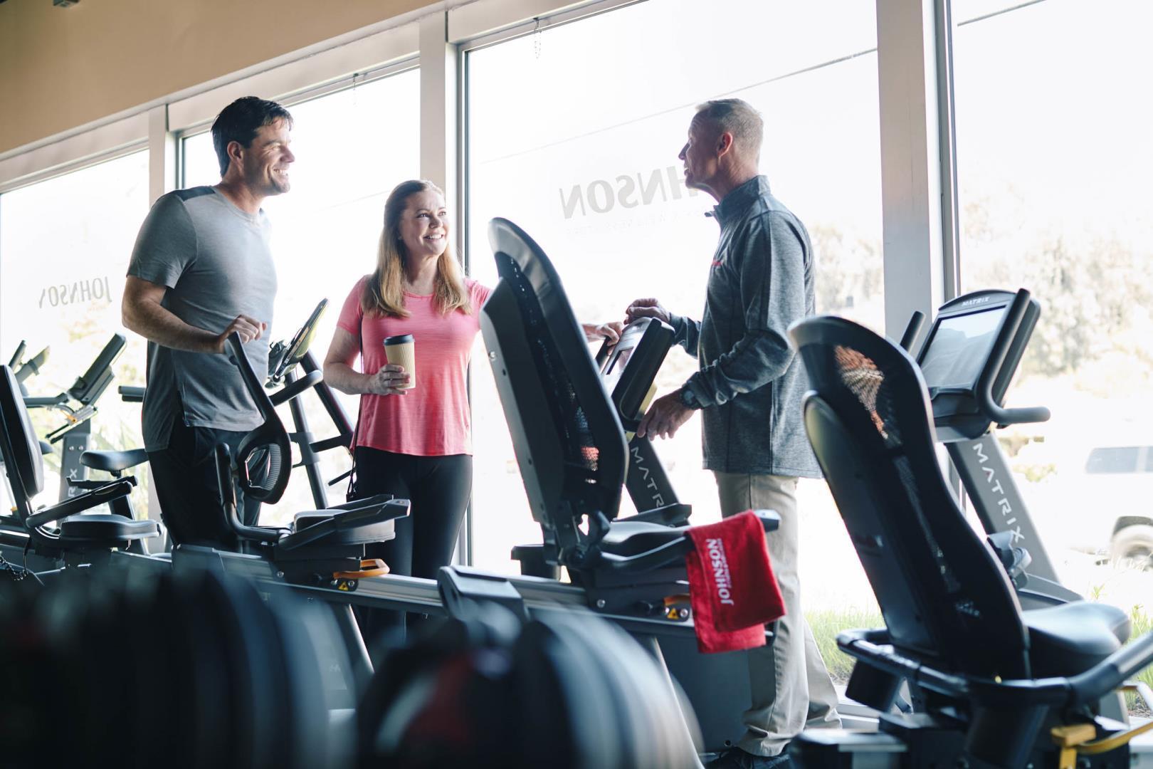 Johnson Fitness & Wellness - Rancho Cucamonga, CA