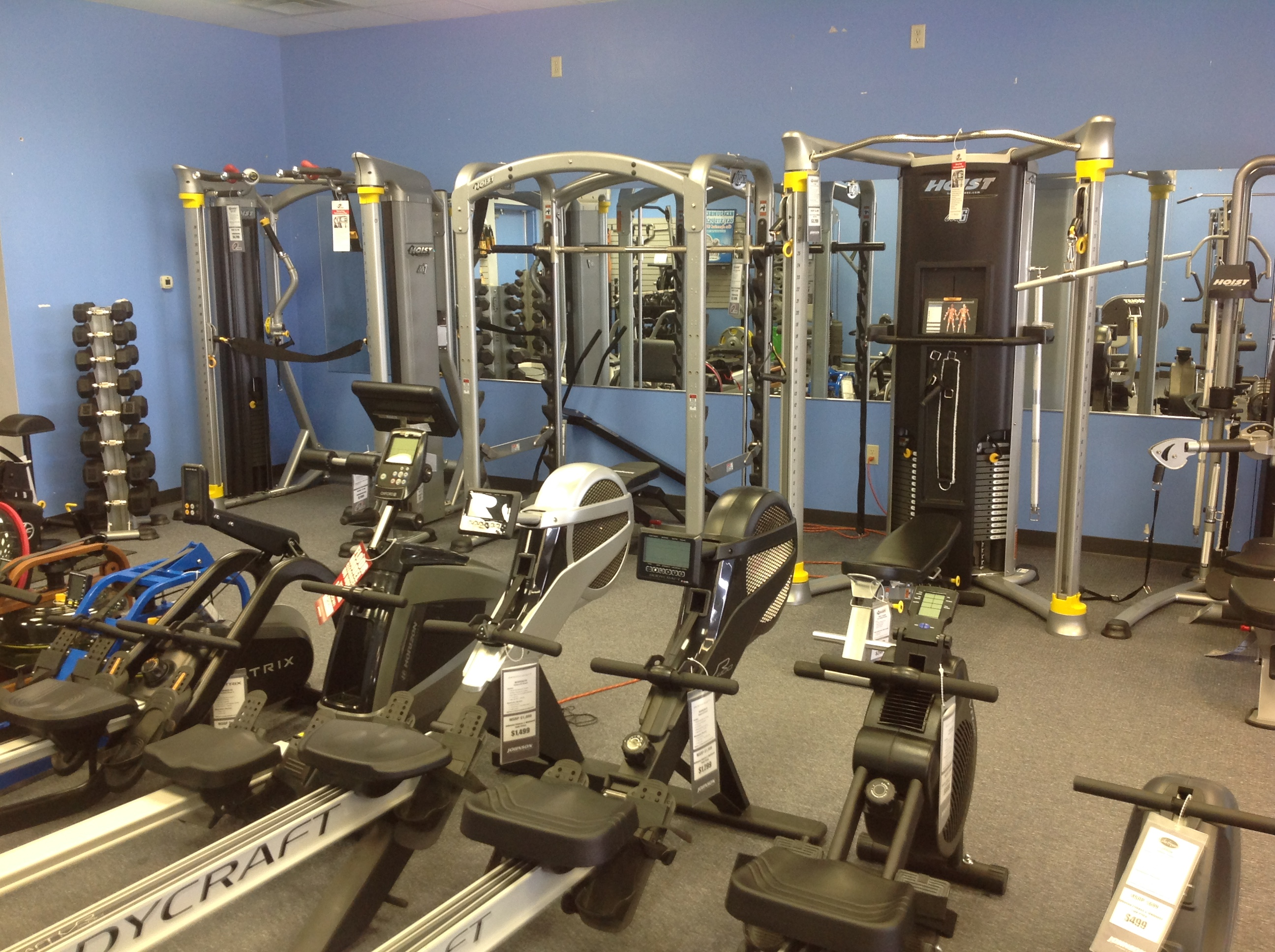 Johnson Fitness & Wellness - Appleton, WI