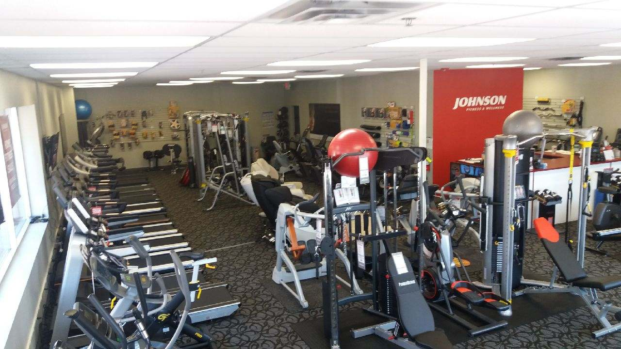 Johnson Fitness & Wellness - Coon Rapids, MN