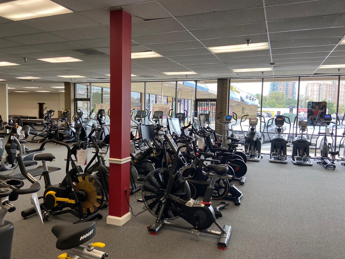 Johnson Fitness & Wellness - Rockville, MD
