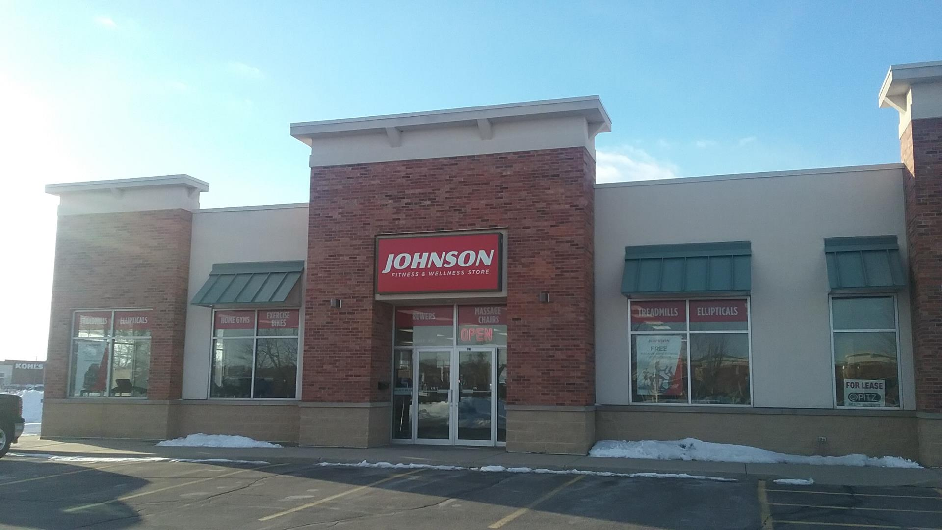 Johnson Fitness & Wellness - Madison East, WI