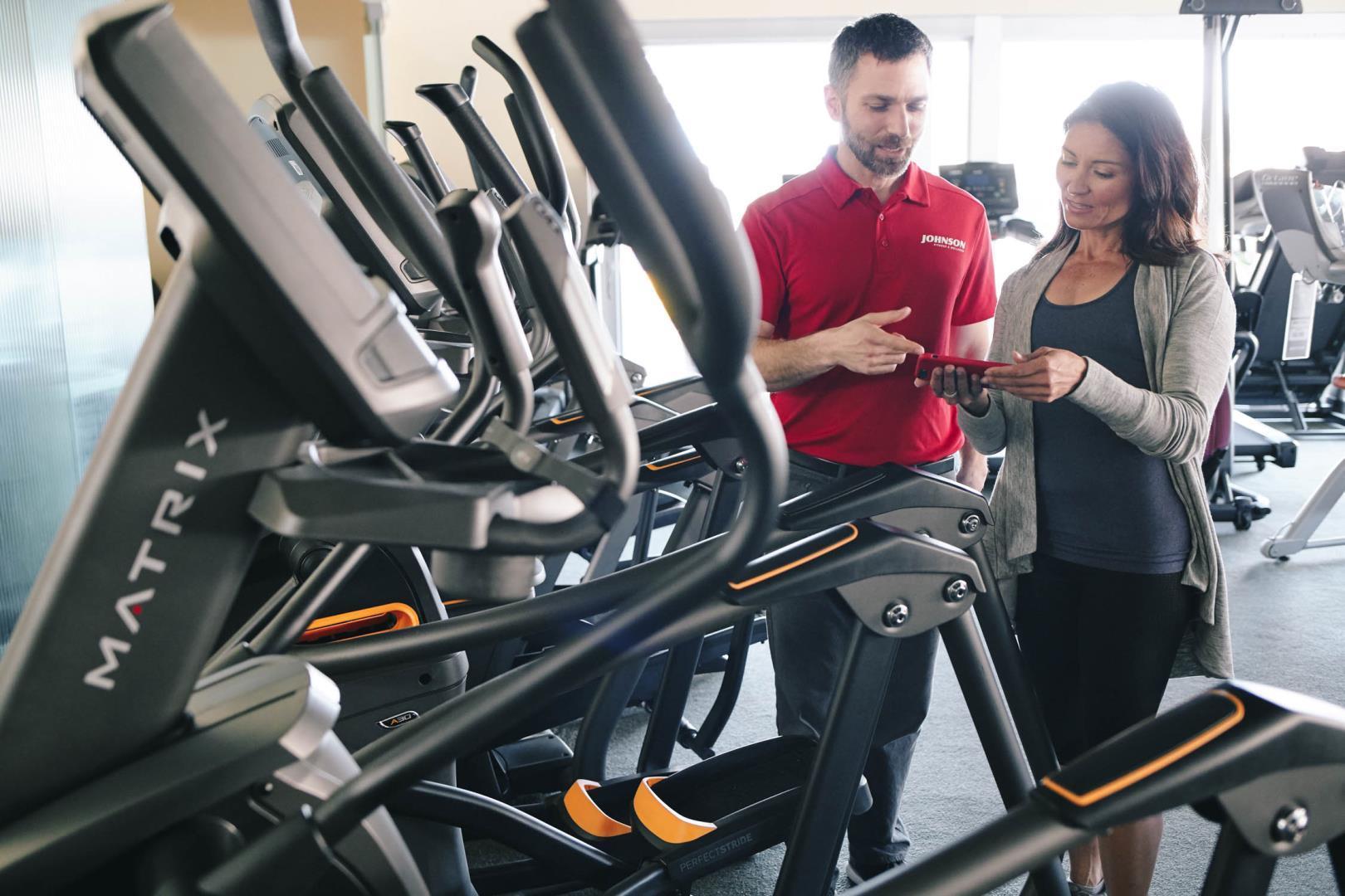 Johnson Fitness & Wellness - Rancho Cucamonga, CA – Coming Soon