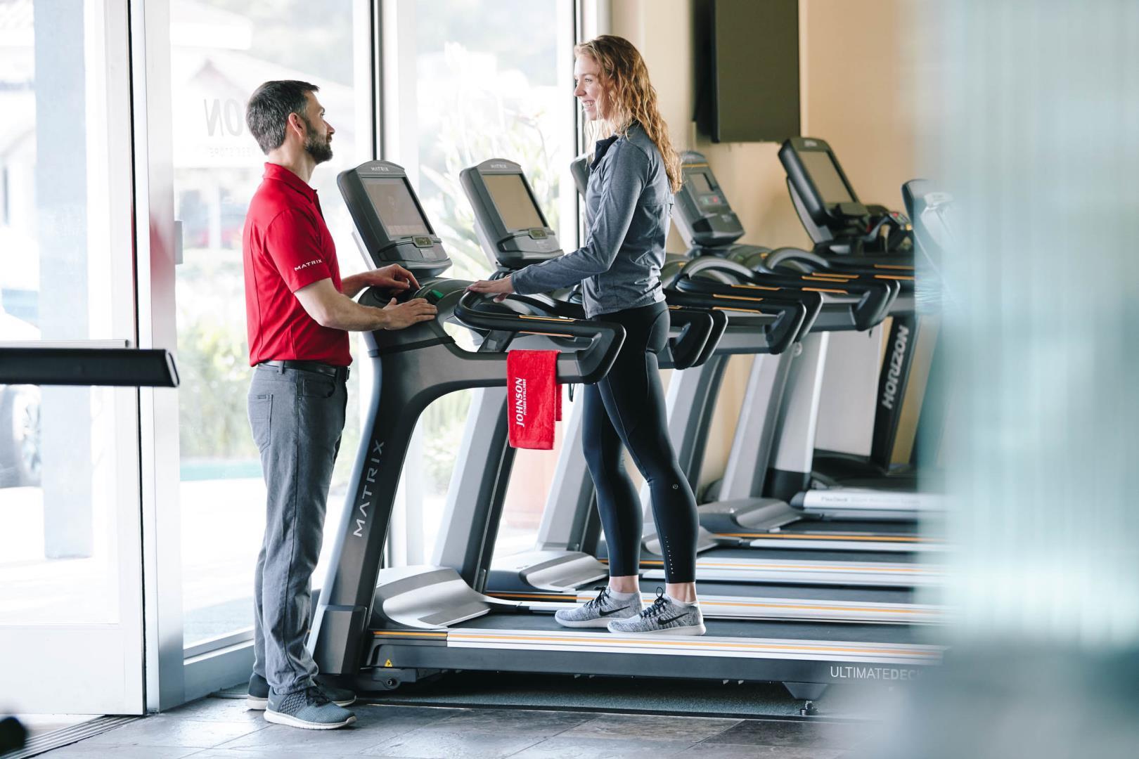 Johnson Fitness & Wellness - Oklahoma City, OK