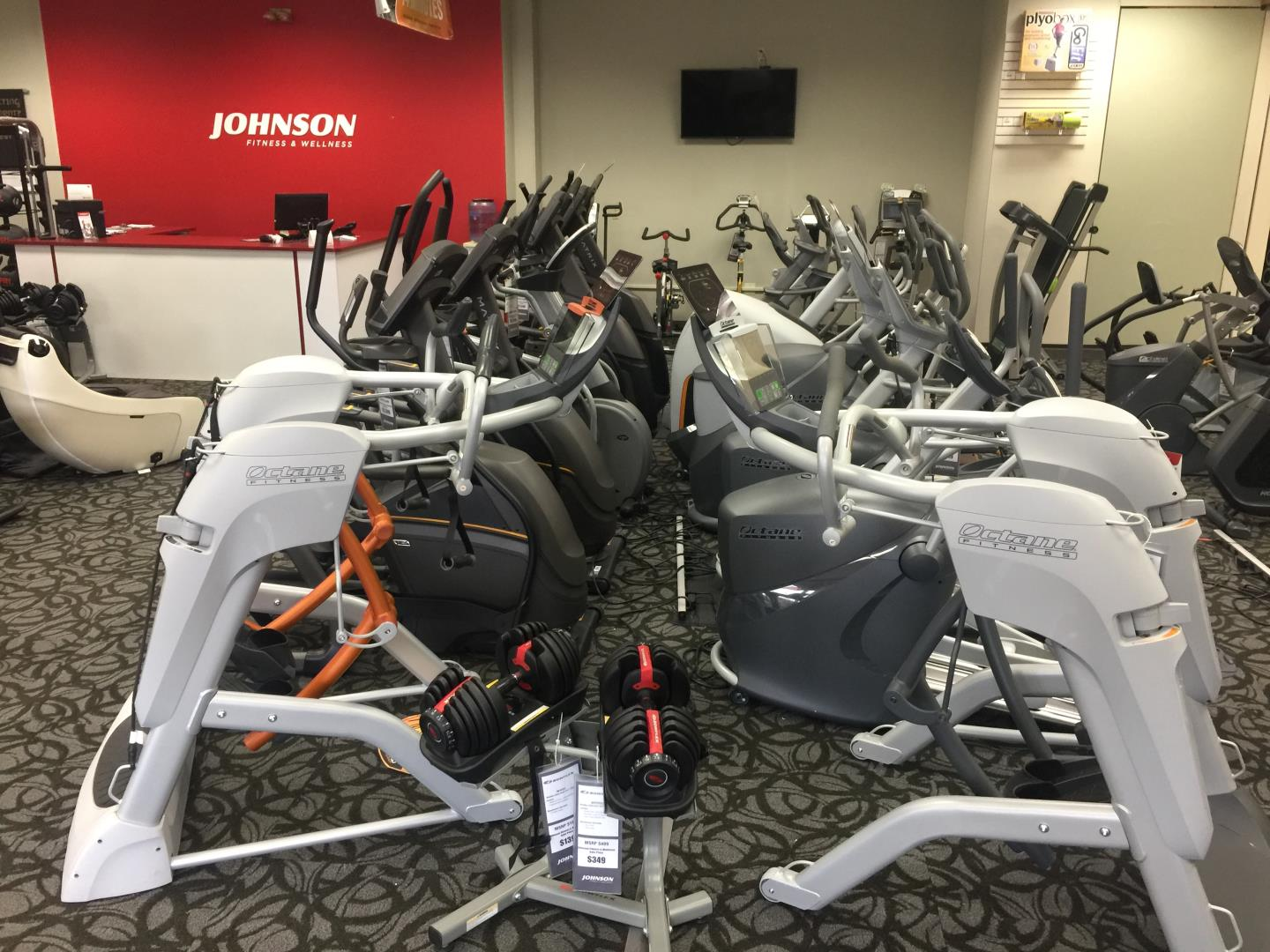Johnson Fitness & Wellness - Rochester, MN
