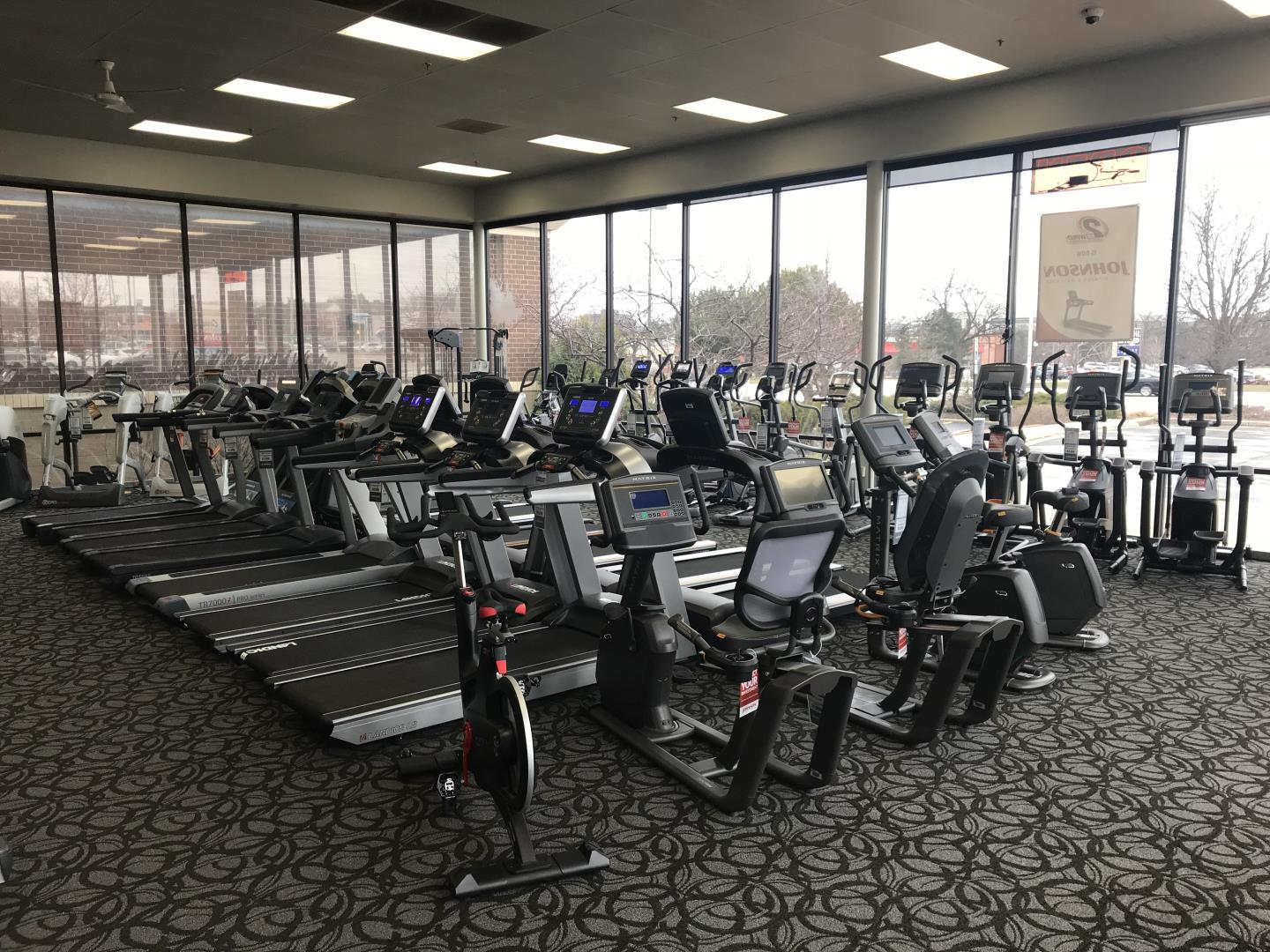 Johnson Fitness & Wellness - Schaumburg, IL