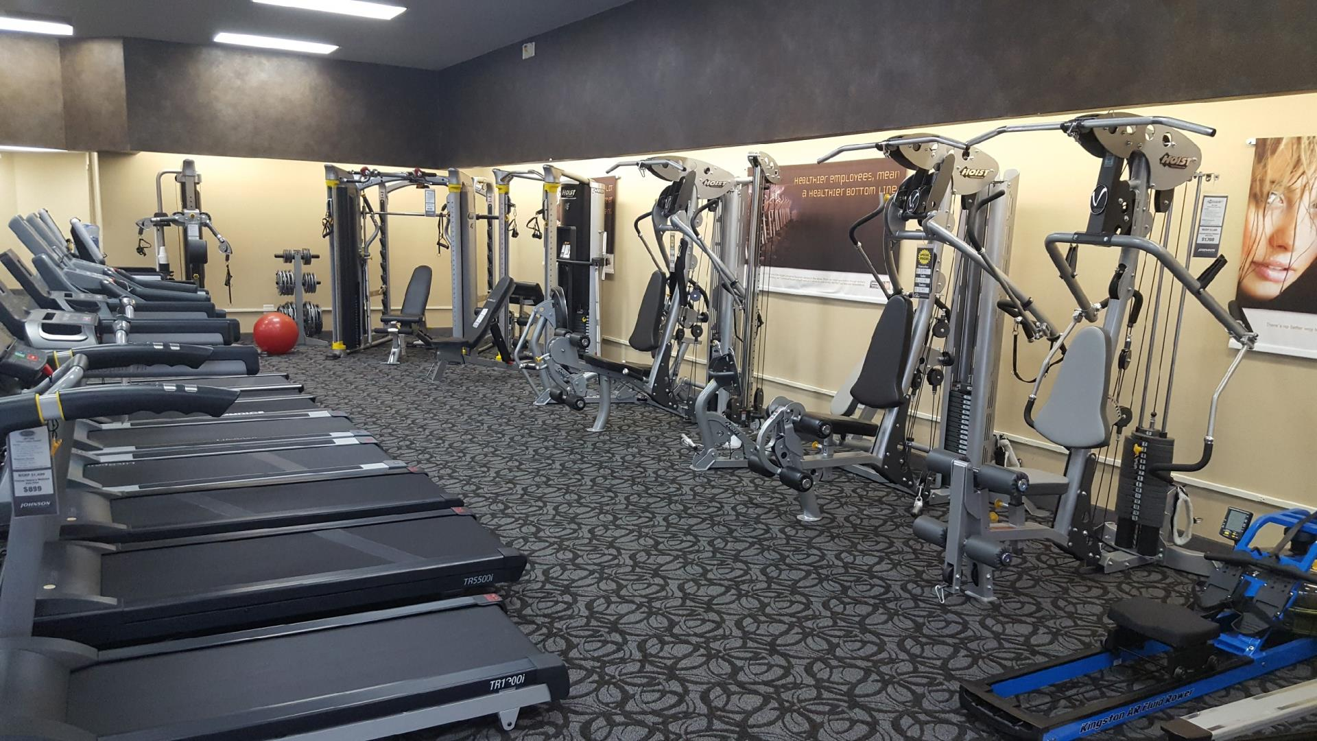 Johnson Fitness & Wellness - Wausau, WI