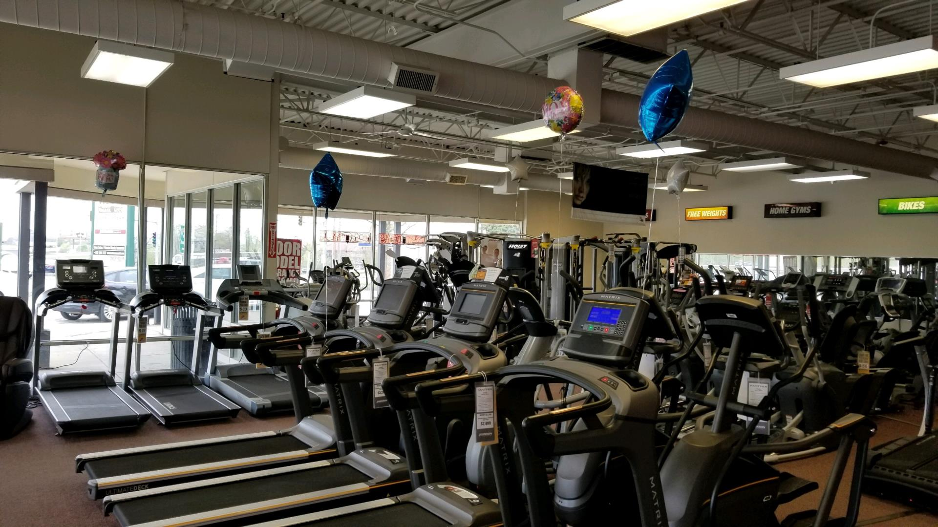 Johnson Fitness & Wellness - Northbrook, IL