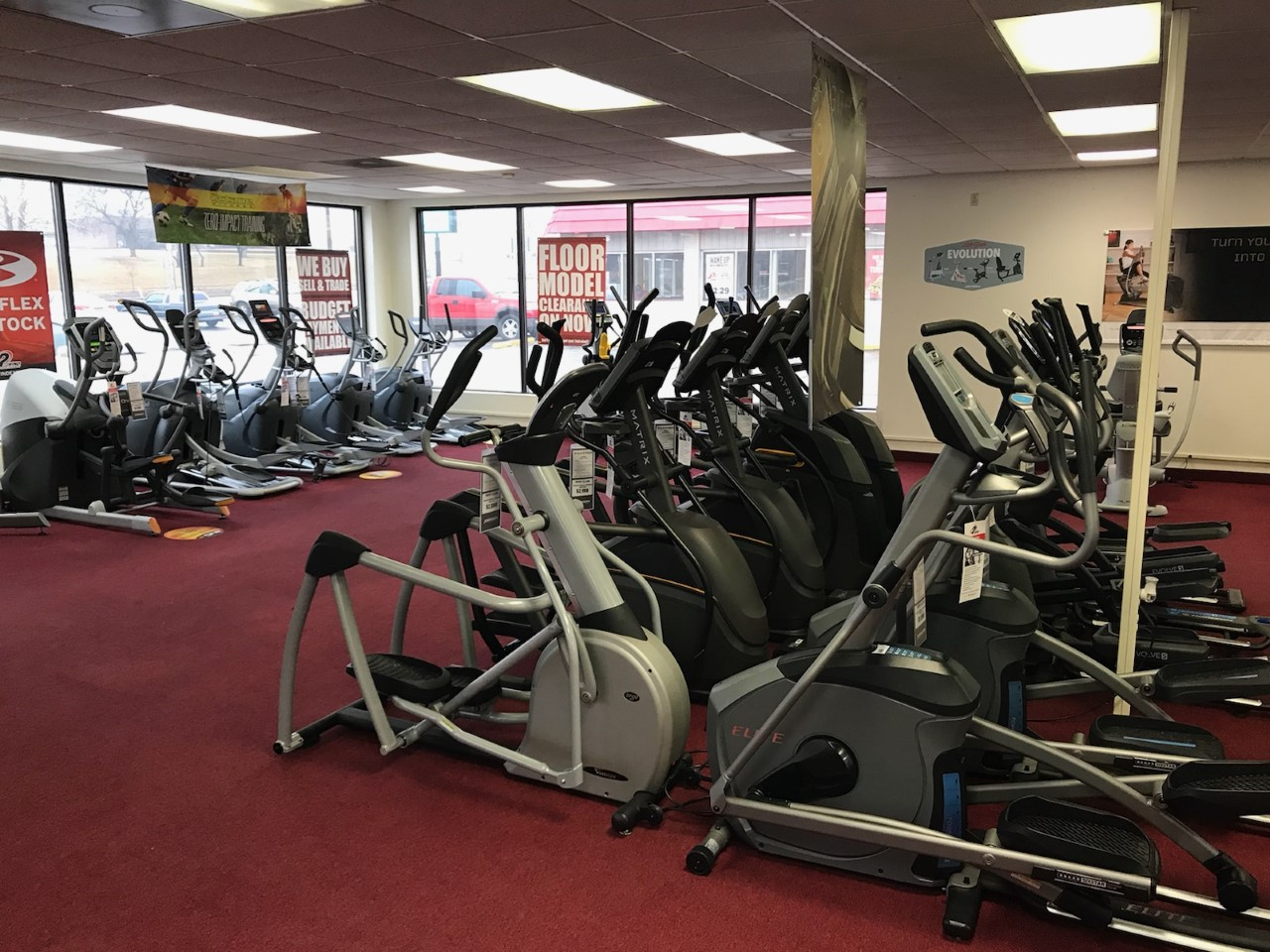 Johnson Fitness & Wellness - Cedar Rapids, IA