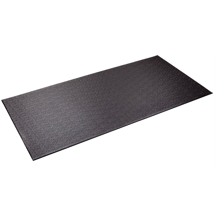 SuperMats Heavy Duty PVC Recumbent Bike Mat