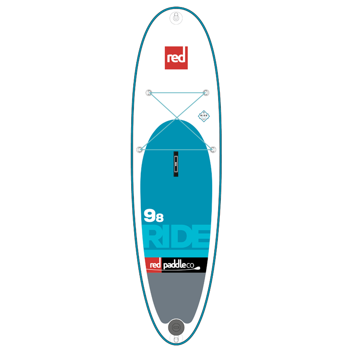 Red Paddle Co 9ft 8in Ride MSL SUP