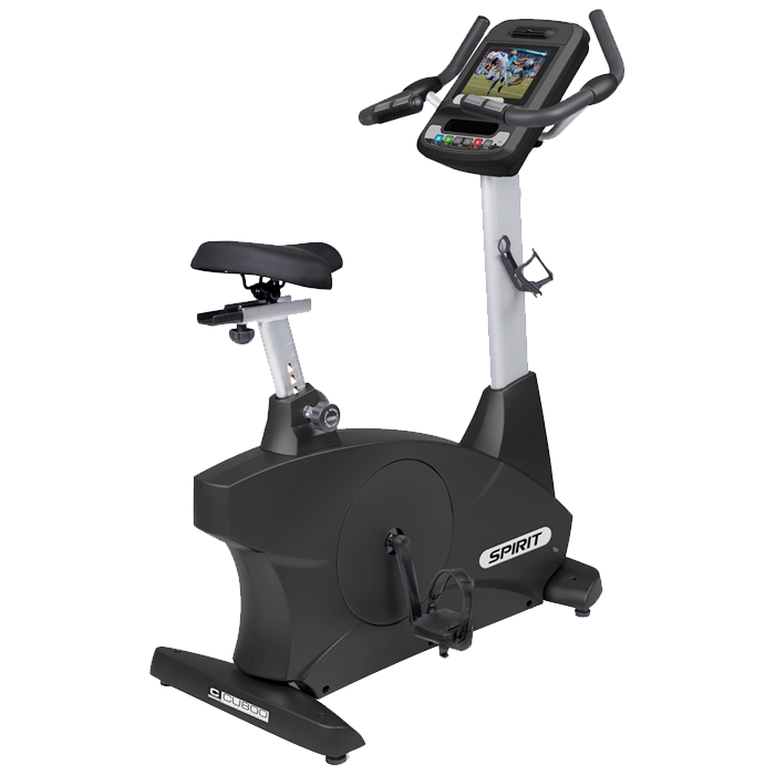 Spirit Fitness CU800ENT Upright Bike