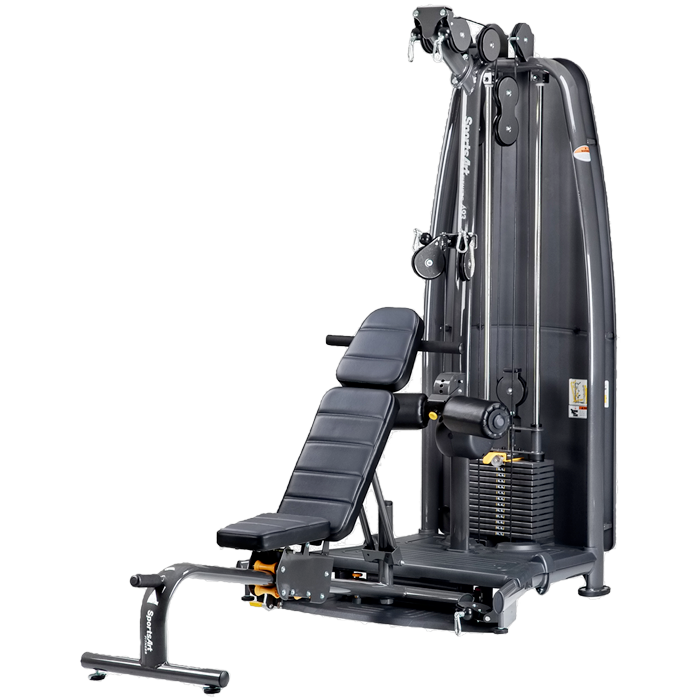 SportsArt Functional Trainer with Bench A93
