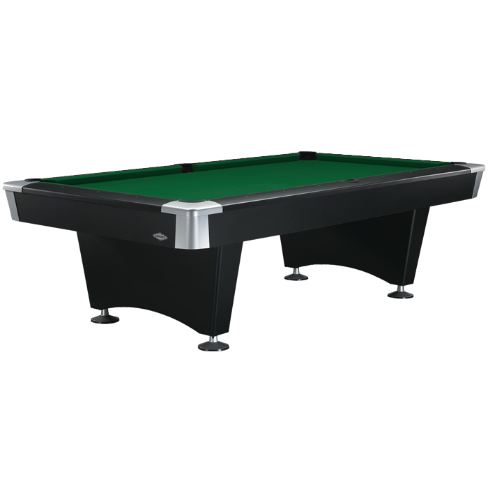 Brunswick Contender Black Wolf 7 ft Pool Table