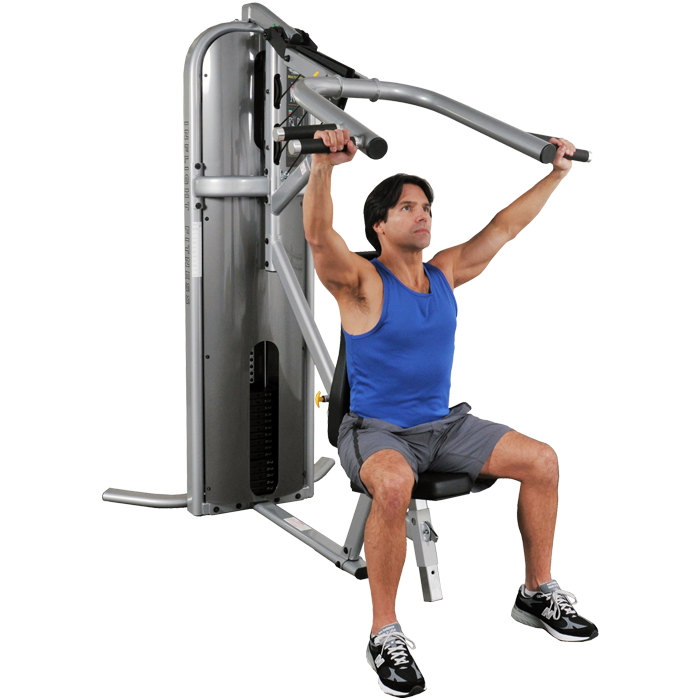Inflight Fitness Multi-Press