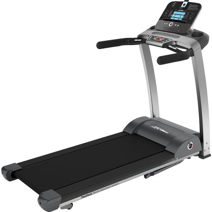 Life Fitness F3 Treadmill with Track+ Console
