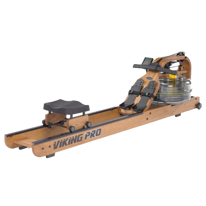 First Degree Viking3 Wooden Frame AR Fluid Rower