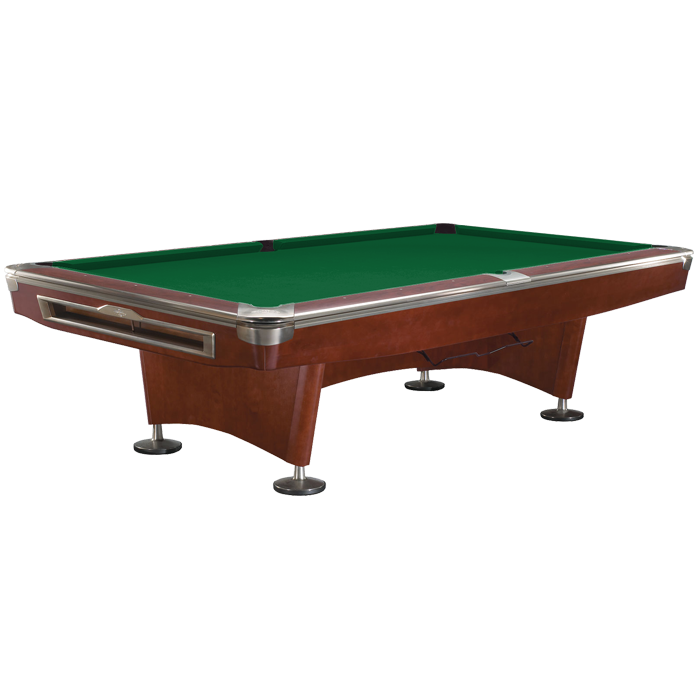 Brunswick Gold Crown V 9 ft Pool Table