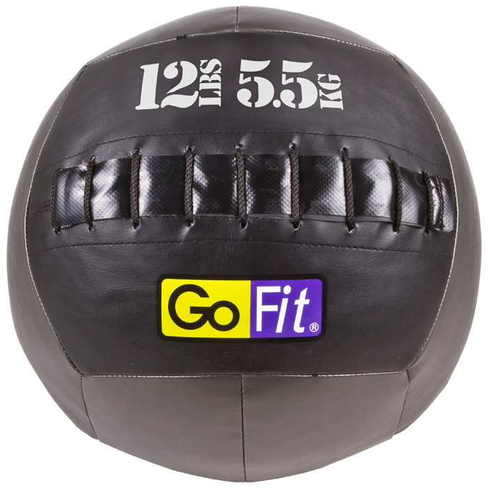 GoFit 12 lbs 13-inch Wall Ball