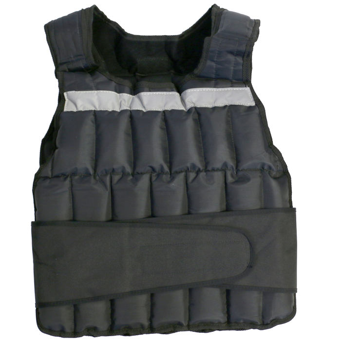 GoFit 40 lb Weighted Vest