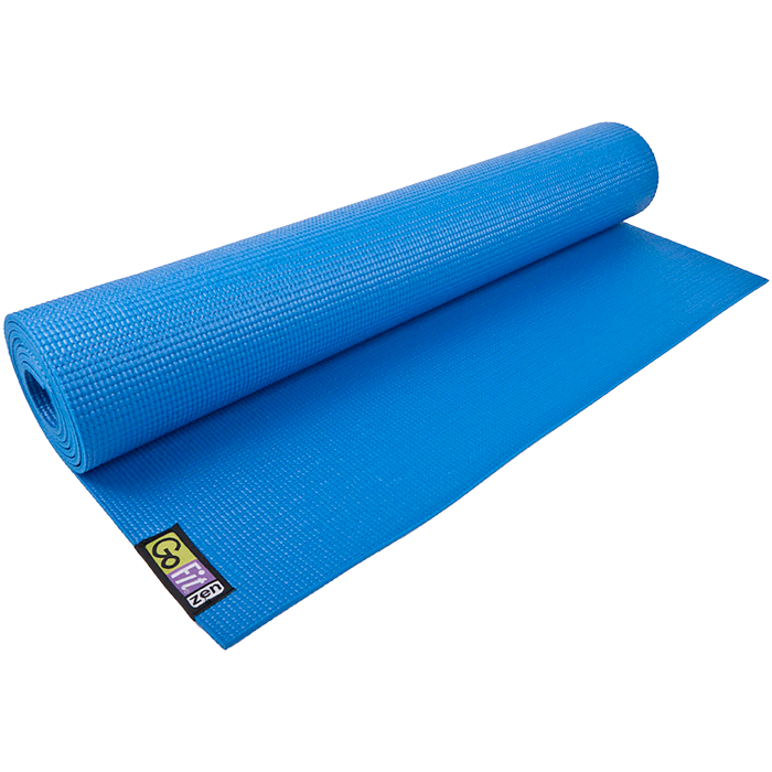 GoFit Yoga Mat - Blue
