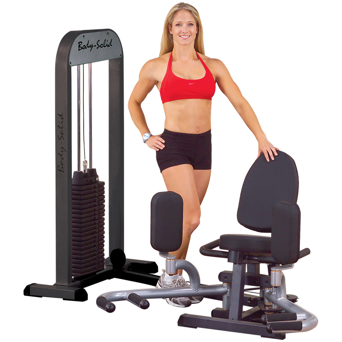 Body-Solid PRO-Select Inner & Outer Thigh Machine