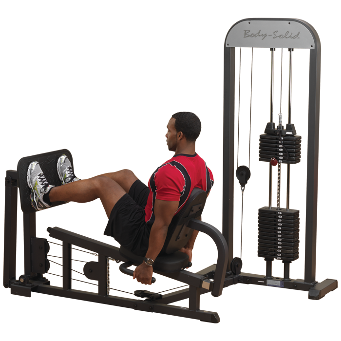 Body-Solid PRO-Select Leg & Calf Press Machine