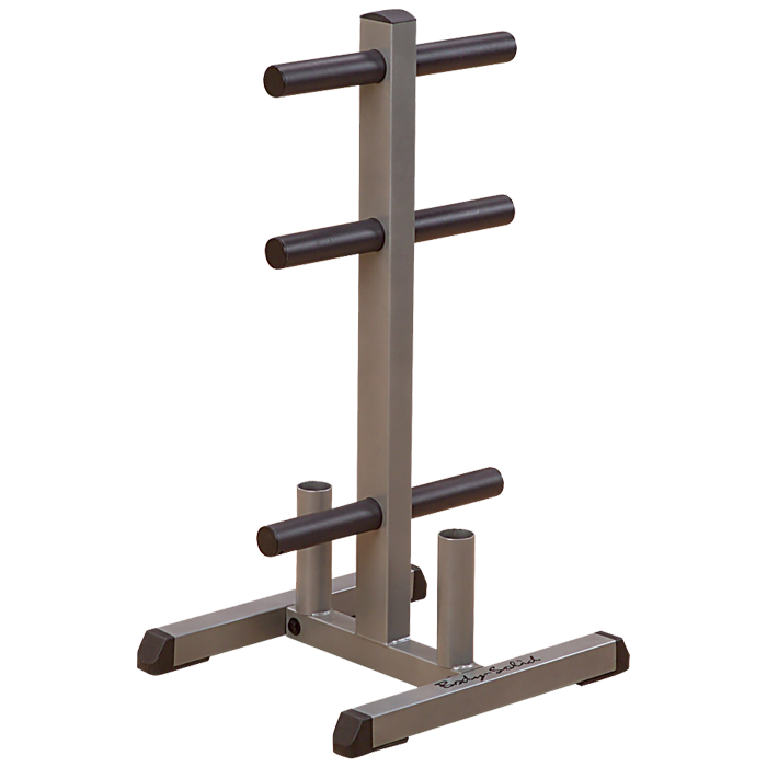 Body-Solid Olympic Weight Tree & Bar Rack