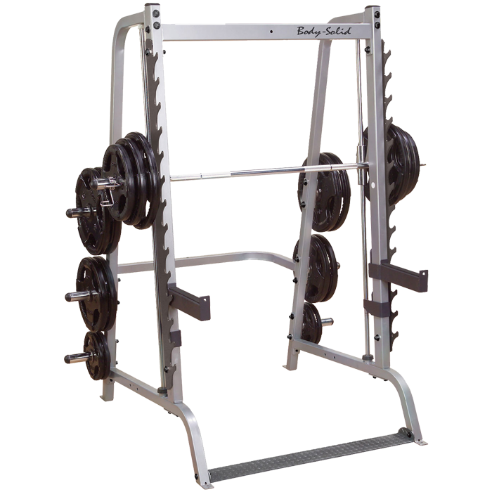 Body-Solid Series 7 Smith Gym