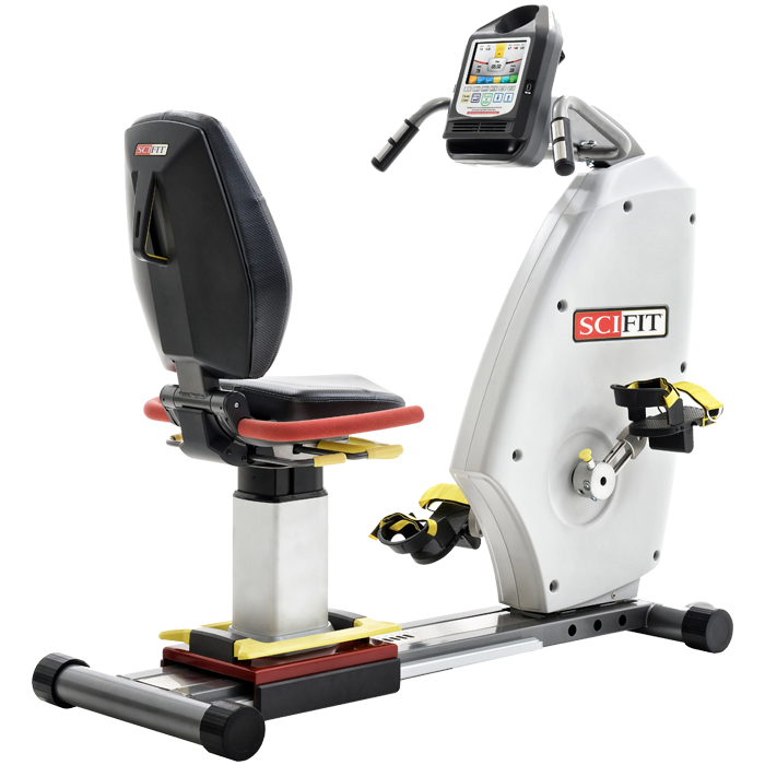 SCIFIT Inclusive Fitness ISO7000R Recumbent Bike
