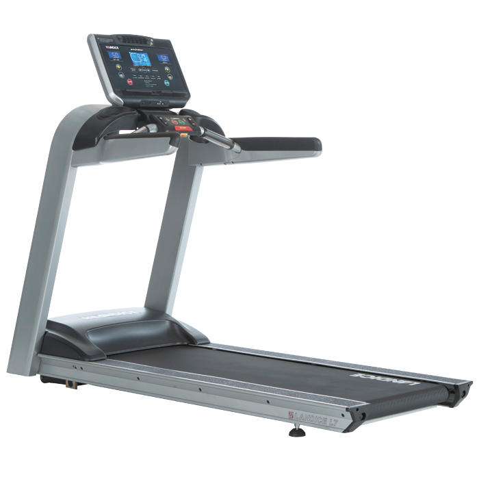 NEW Landice L7 Treadmill with Cardio Control Panel