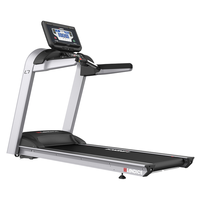 Landice L7 Treadmill with Pro Sports Control Panel