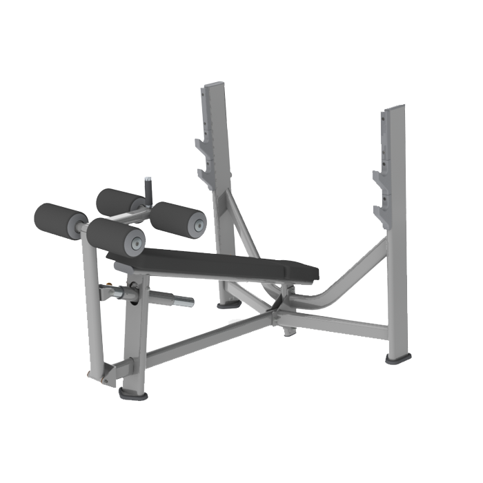 Torque Olympic Decline Bench