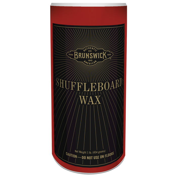 Brunswick Billiards Shuffleboard Wax
