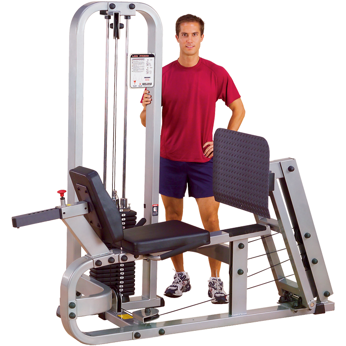 Body-Solid ProClub Line Leg Press