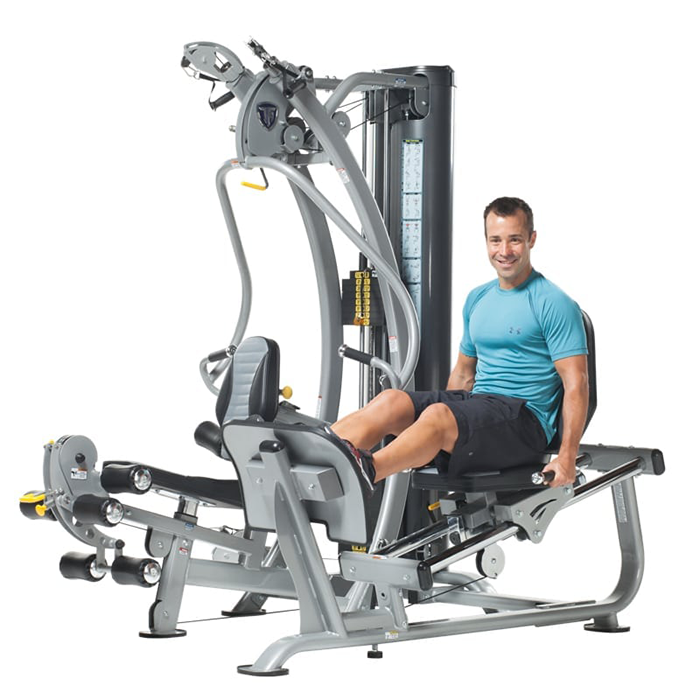 TuffStuff Hybrid Home Gym with Optional Leg Press