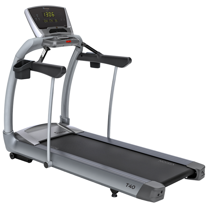 Vision T40 Treadmill with Classic
