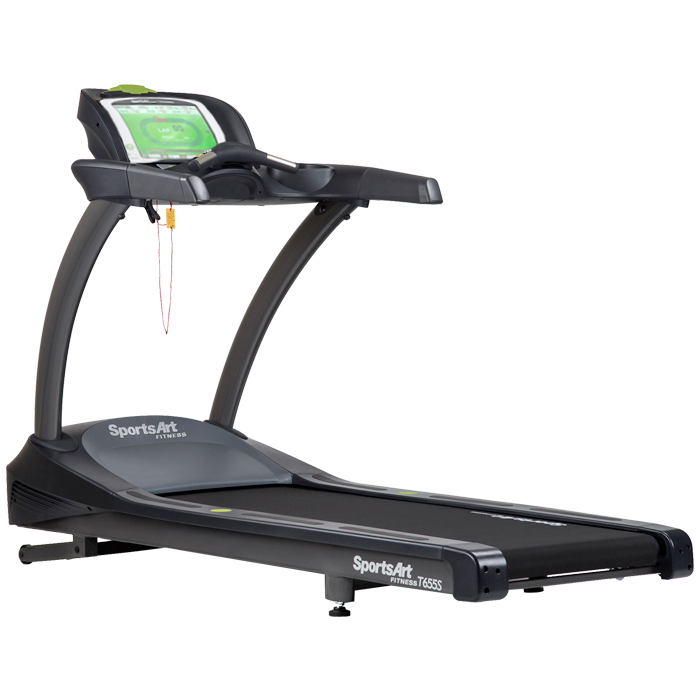 SportsArt T655S-15 Treadmill with 15 inch Touchscreen LCD Console