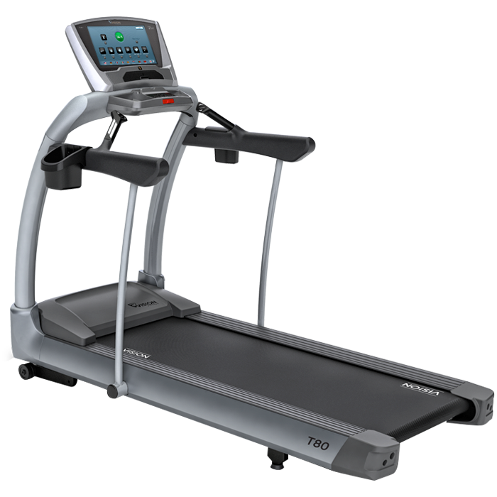 Vision T80 Treadmill with Touch+ Console